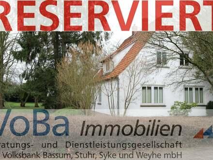 Vielseitig nutzbares Grundstück mit Einfamilienhaus in Bahnhofsnähe!