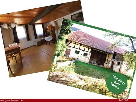 Bauernhaus ... wohnen, wo Andere Urlaub machen ...