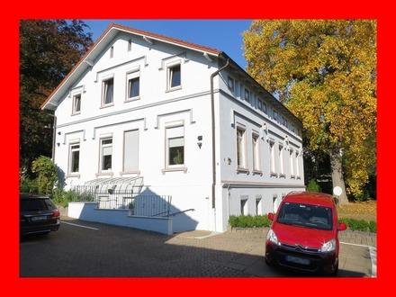 Wohnung mit historischem Ambiente