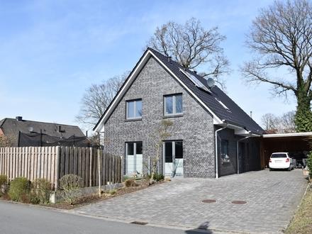 Metjendorf: Modernes Wohlfühlhaus mit tollem Garten im direkten Randgebiet von Oldenburg, Obj. 5099