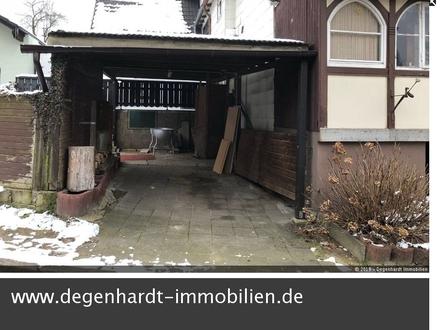 Handwerklich Begabte aufgepasst! Sanierungsobjekt in Langen-Brombach / Brombachtal