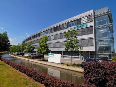 Hochwertige Büroflächen im Technologiepark