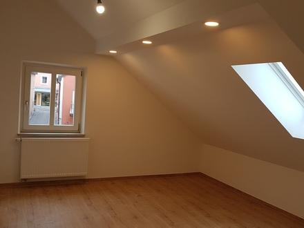 Helle 4 Zimmer Wohnung in Waldkirchen, Erstbezug
