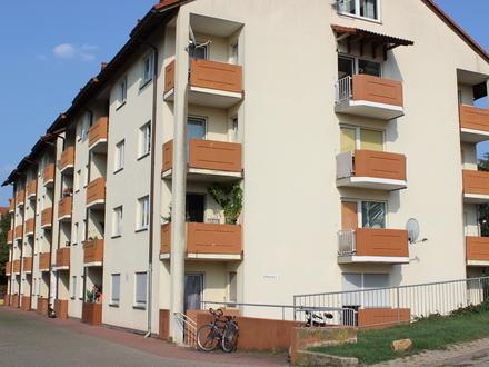 Gemütliche 2 Zimmer - Maisonette Wohnung mit Balkon und Außenstellplatz in ruhiger Lage