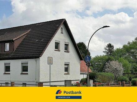 Doppelhaushälfte im schönen Weserbergland - ein Gegenpol zum Trubel der Stadt.