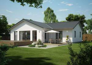 Bungalow-Neubau auf einem Grundstück Ihrer Wahl