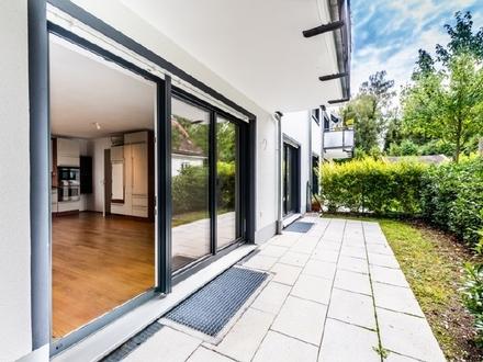 5 Zi. Wohnung mit gemütlicher Terrasse im schönen Solln
