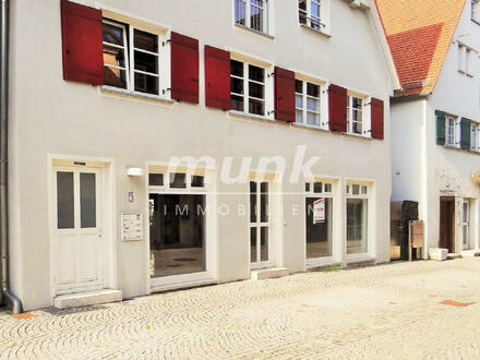 Bürofläche mit Ladencharakter - 80 m² zwischen Münster und Gericht