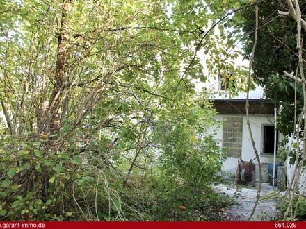 Herrliches Grundstück mit Altbestand in einem Ortsteil von Wolnzach