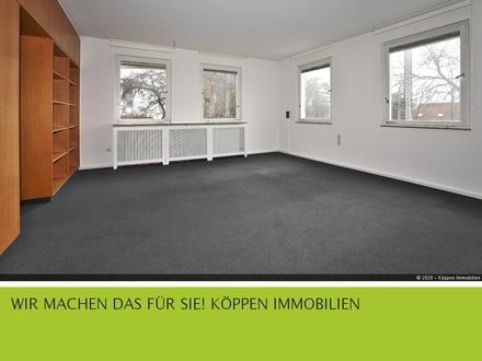 Büroräume mit 2 hellen Räumen in ruhiger Lage in Stuttgart-Nord