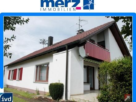 Top gepflegtes Einfamilienhaus in bevorzugter Wohnlage