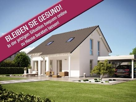 Das perfekte Familienhaus mit viel Licht und integrierten Sonnenerker!