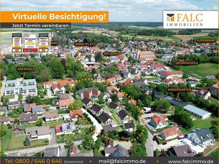 Top Neubauprojekt im Norden von Augsburg