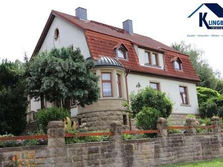 3-Zimmer Dachgeschosswohung in einer der schönsten Villen in Droyßig
