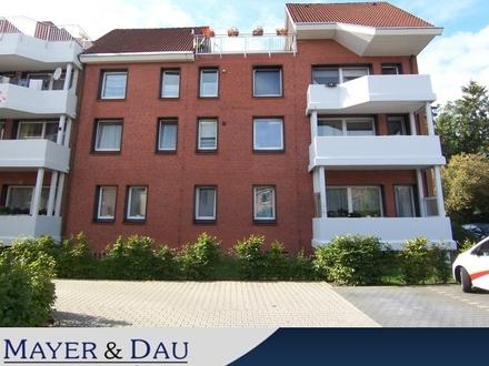 Westerstede: Kapitalanleger! 2-Zimmer-EG-Wohnung in zentraler Lage, Obj. 4445