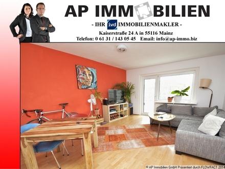 ZWISCHEN ALT- UND NEUSTADT - Das Beste aus zwei Welten! 2 Zimmer, Küche , Bad, 2 Balkone