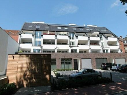 Erstbezug - Penthousewohnung mit großer Dachterrasse & TG-Stellplatz