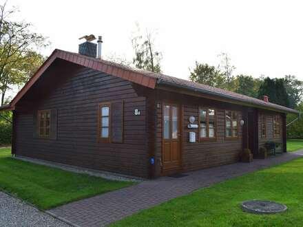 Gemütliches Holzhaus zum Wohlfühlen in schöner Ortsrandlage in Kappeln an der Schlei