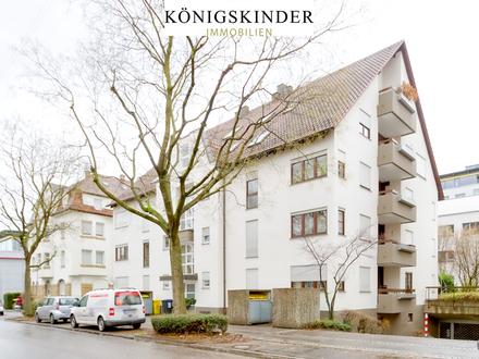 Fellbach / Schmiden: Schöne 2,5-Zimmerwohnung in Bestlage von Schmiden