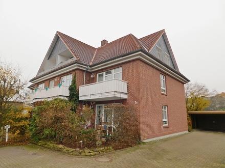 Rastede-Wahnbek: Solide Kapitalanlage in einer gepflegten Wohnanlage, Obj.Nr. 4971