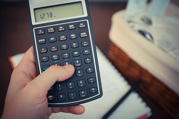 Finanzierung Musterrechnung