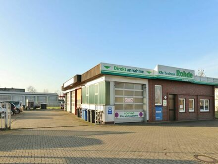 TT bietet an: Sehr gut eingeführte Kfz-Werkstatt in Sande!