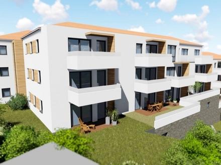 Betreute Seniorenwohnungen - 2-Zimmer-Obergeschoss-Wohnung mit ca.57,64 m² Wohnfläche