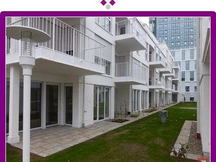 *Provisionsfrei* Wohnen am Hopfengarten - 3 Zi. Wohnung mit Einbauküche im Zentrum von Kempten - A01