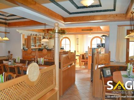 Traditioneller Alpengasthof mit Wohnung in Bischofshofen!