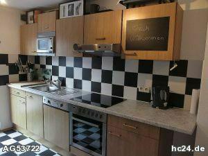 *** Sehr schöne möblierte 3,5 Zimmerwohung Wohnung in Ulm am Eselsberg
