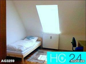 Günstiges WG-Zimmer, komplett möbliert, Durchgangszimmer in Heroldsberg