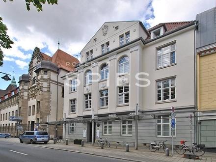 Gemeinschaftsbüro im historischen Kontorhaus Am Wall