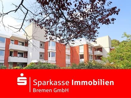 Gepflegte 2-Zimmer-Wohnung zwischen Universität Bremen und Rhododendronpark