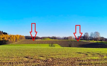 Landwirtschaftliches Ackerland - Bieterverfahren!