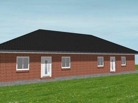 Neubau DHH - ebenerdig im Bungalow wohnen