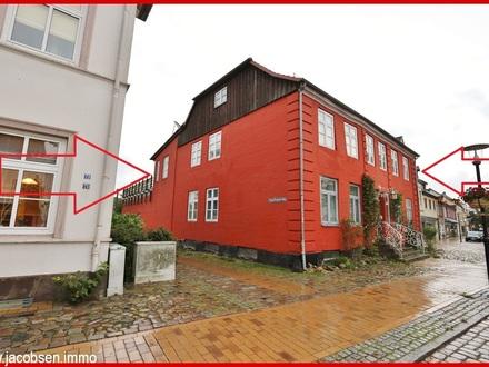 Schleswig-Süd - Gemütliche 3-Zimmer-Wohnung in stilvollem und historischen Mehrfamilienhaus