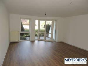 Osternburg - Wiesenstr.: renovierte 3-Zimmer-Whg. mit 2 Terrassen in direkter Nähe zur Innenstadt