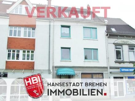 Woltmershausen / Solides Mehrfamilienhaus