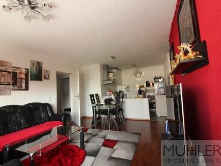 Kapitalanlage: Gepflegte Wohnung in der City - Rendite über 7%