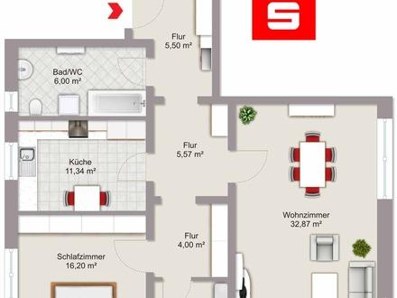2-Zimmer-Eigentumswohnung