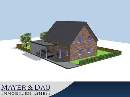 Oldenburg: Neubau in guter Wohnlage auf einem Hintergrundstück, Obj.4458