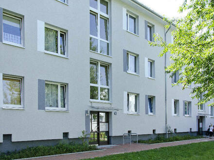 Wohnung mit Vollbad und Süd-Loggia