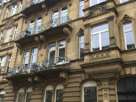 6 ZKB Altbau-Wohnung in der Mannheimer Oststadt