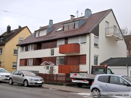 Top gepflegte 2 Zi.-ETW in sehr guter Wohnlage von Bad Cannstatt