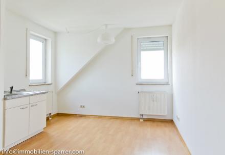 Wohnraum inkl. Kochnische