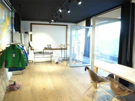 perfektes Geschäftslokal oder Büro im Andrä Viertel Salzburg Stadt
