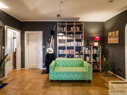 Top Oststadtlage - Stilvolle 3-Zimmer-ETW mit separatem Mansardenzimmer und Garage!