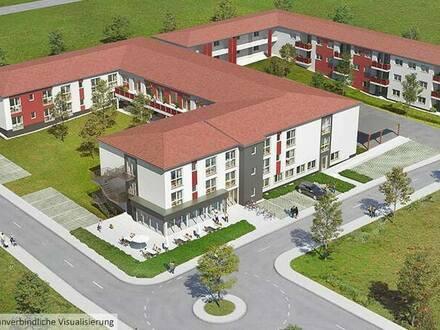 Betreutes Wohnen in Göggingen mit Terrasse und KfW-Förderung