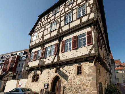Einzigartige Location mit Wohlfühlambiente - Historisches Gasthaus am Neckar