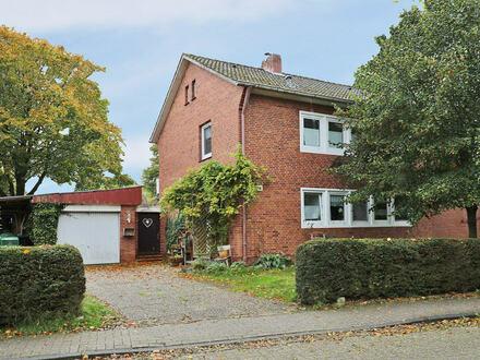 TT Immobilien bietet Ihnen: Haus mit vielen Möglichkeiten in Schortens-Grafschaft!